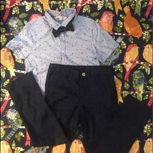 H&M - Boys Party Outfit (Size 7-8youth) Pants NWT